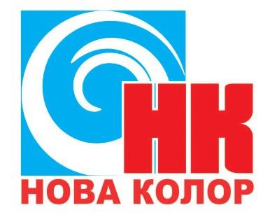 """Логотип для """"Нова Колор"""""""