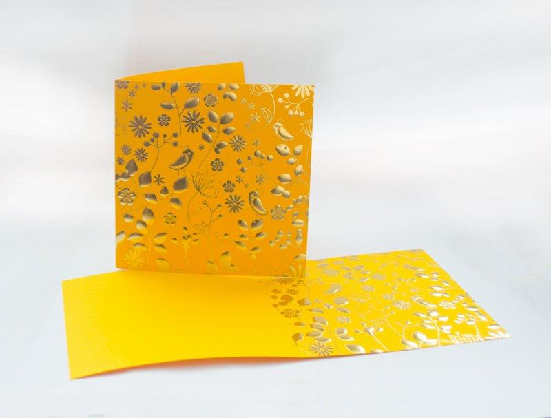 Где можно напечатать открытку на картоне